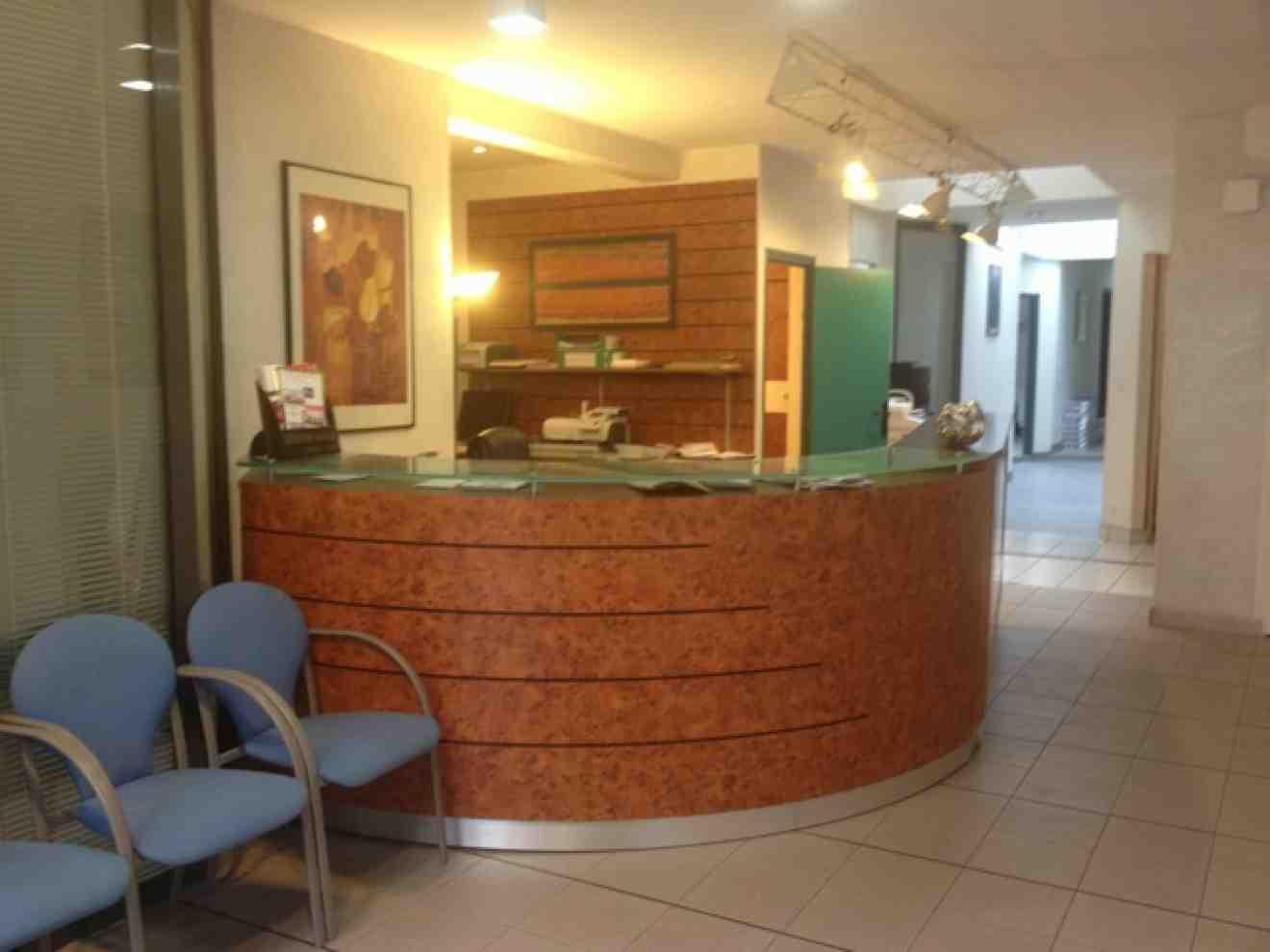 Photo Centre d'Affaires Solférino, accueil.
